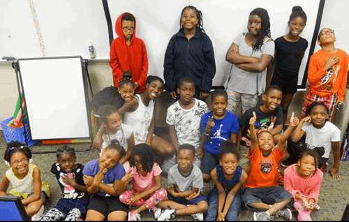 Summer Computer/Robotics Program at Bond Hill Academy