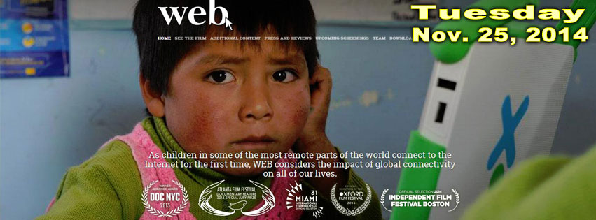"Taft IT High School hosting public viewing of the movie ""WEB"" on Monday postponed till probably April"