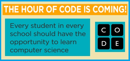 "The ""Hour of Code"" is coming to West End (Dec. 8 - 14, 2014)"