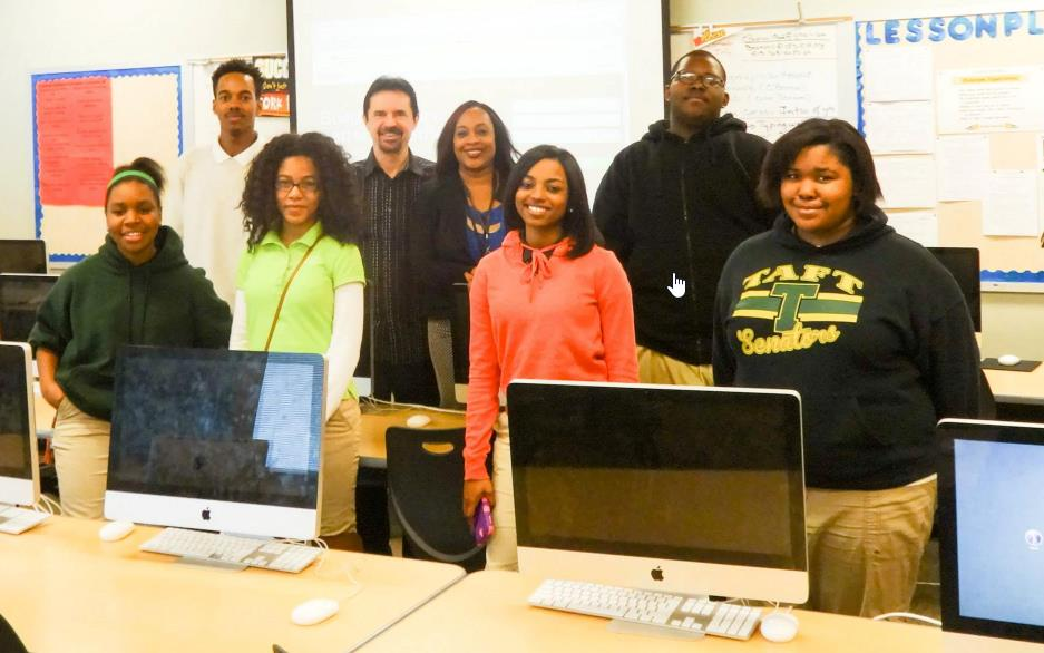 Taft IT High School starts Web Development after-school program