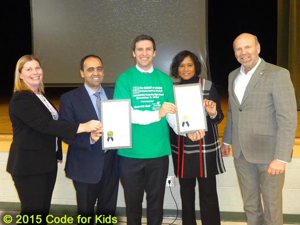 2015 Hour of Code: Cincinnati Regional Kick-off (Dec. 7, 2015)